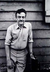 Kurt Vonnegut gunslinger 209x300 Kurt Vonnegut Jr.—Essential Links