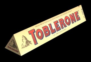 Toblerone 300x204 Thirty Things I Hate About Hell