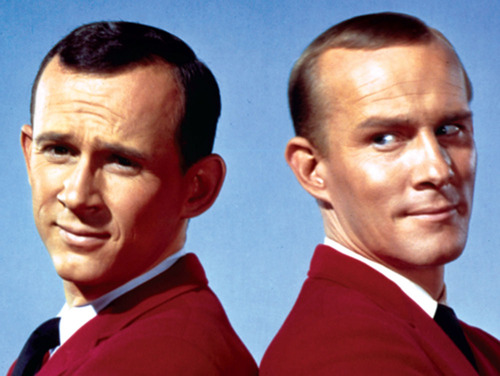 Dick & Tommy Smothers Web Page
