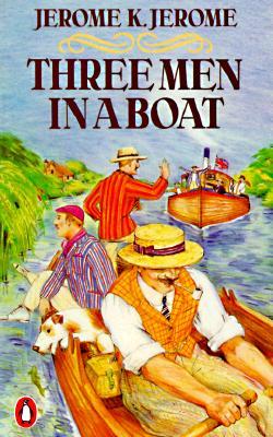 самая известная книга джерома трое в лодке не считая собаки