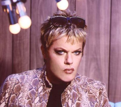 From Eddie Izzard's Dress to Kill: Someone's killed 100000 people.