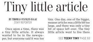 ydn tiny 300x138 YDN: Tiny little article